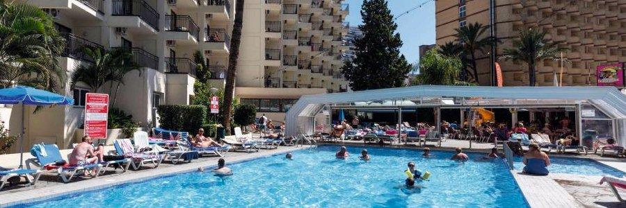 Hotel Ambassador Playa Ii Benidorm Spain