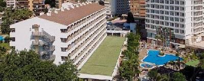 Hotel Poseidon Palace Benidorm Spain