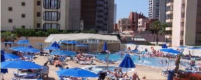 Hotel Presidente Benidorm Spain